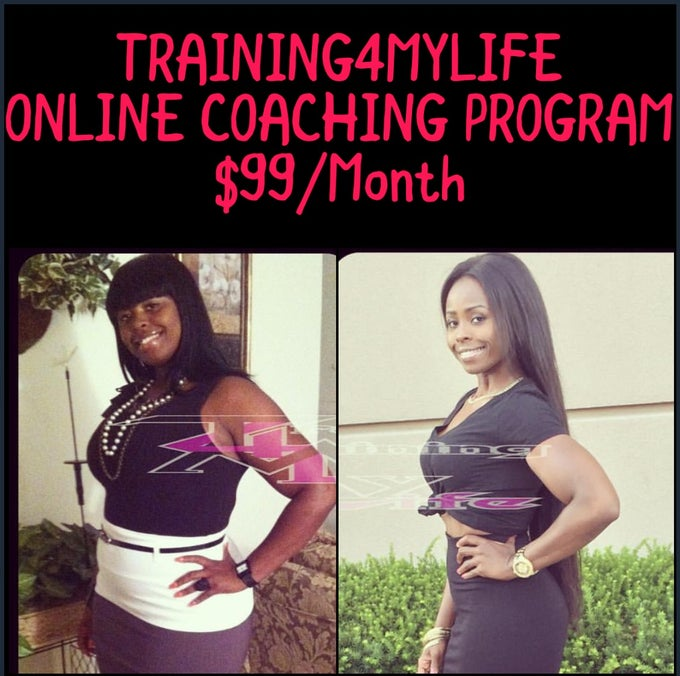 Image of Training4MyLife Online Coaching Program