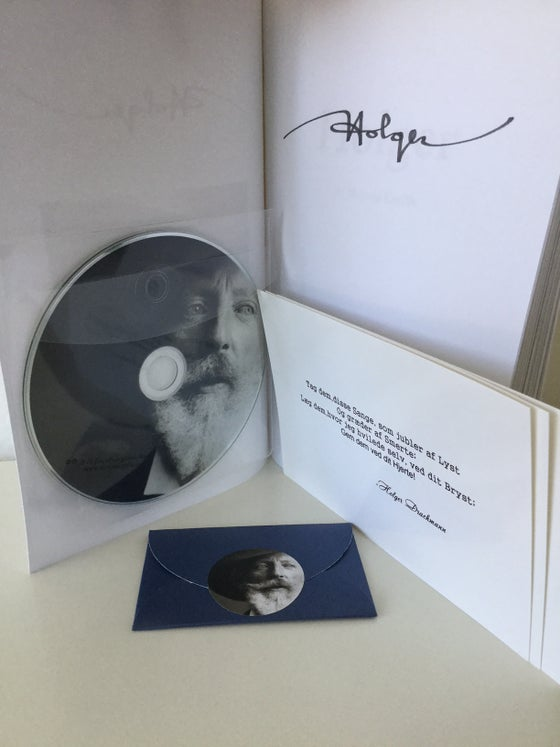 Image of Full Package [CD, Softcover Book, Download Card, 3 Postcards]