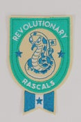 Image of Revolutionary Rascals 'Get Patched' Patch