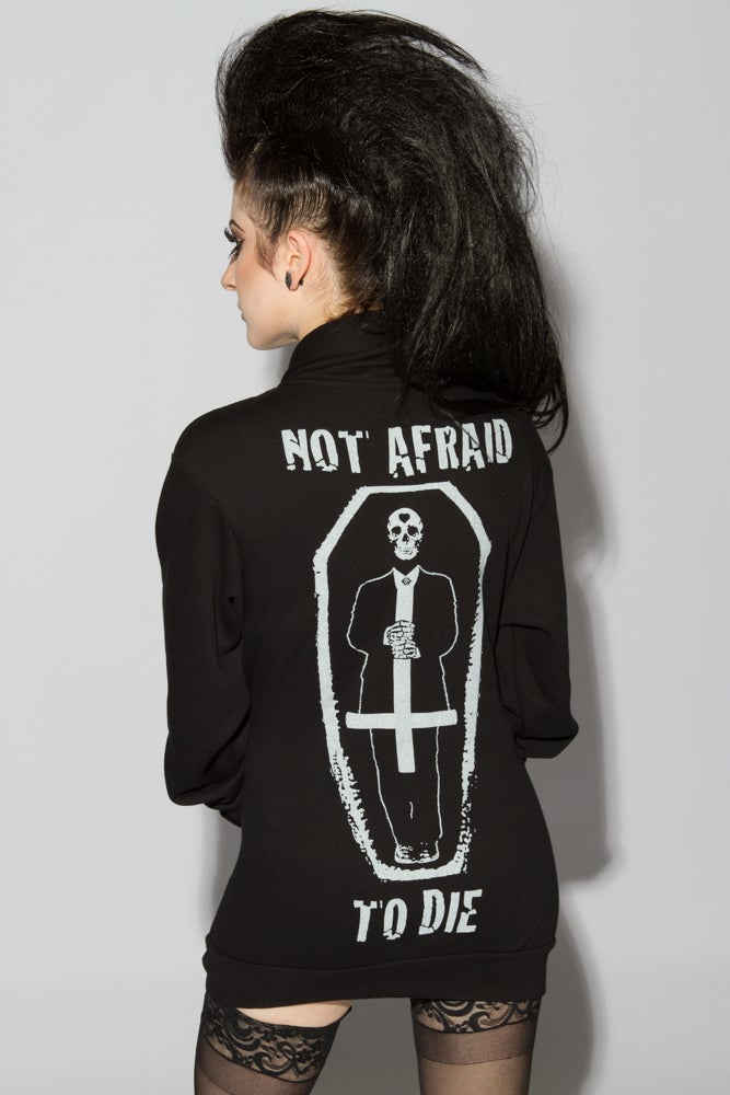 Image of Coffin Hoodie