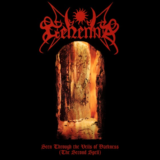 Image of Gehenna - Seen Through the Veils of Darkness (The Second Spell) CD