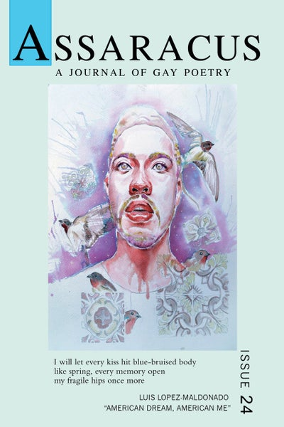 Image of Assaracus Issue 24: A Journal of Gay Poetry