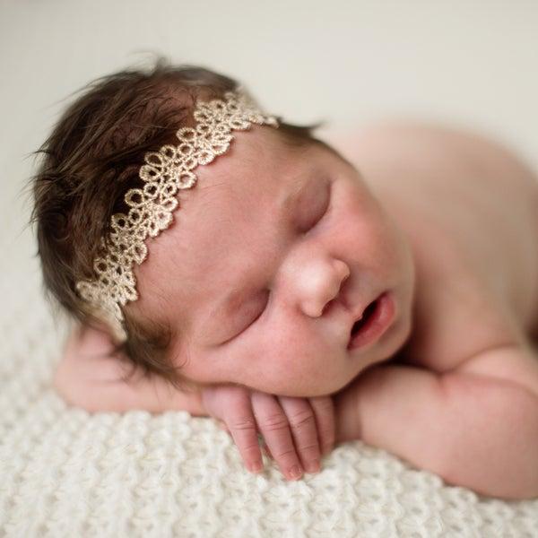 Image of Cora Lace Headband