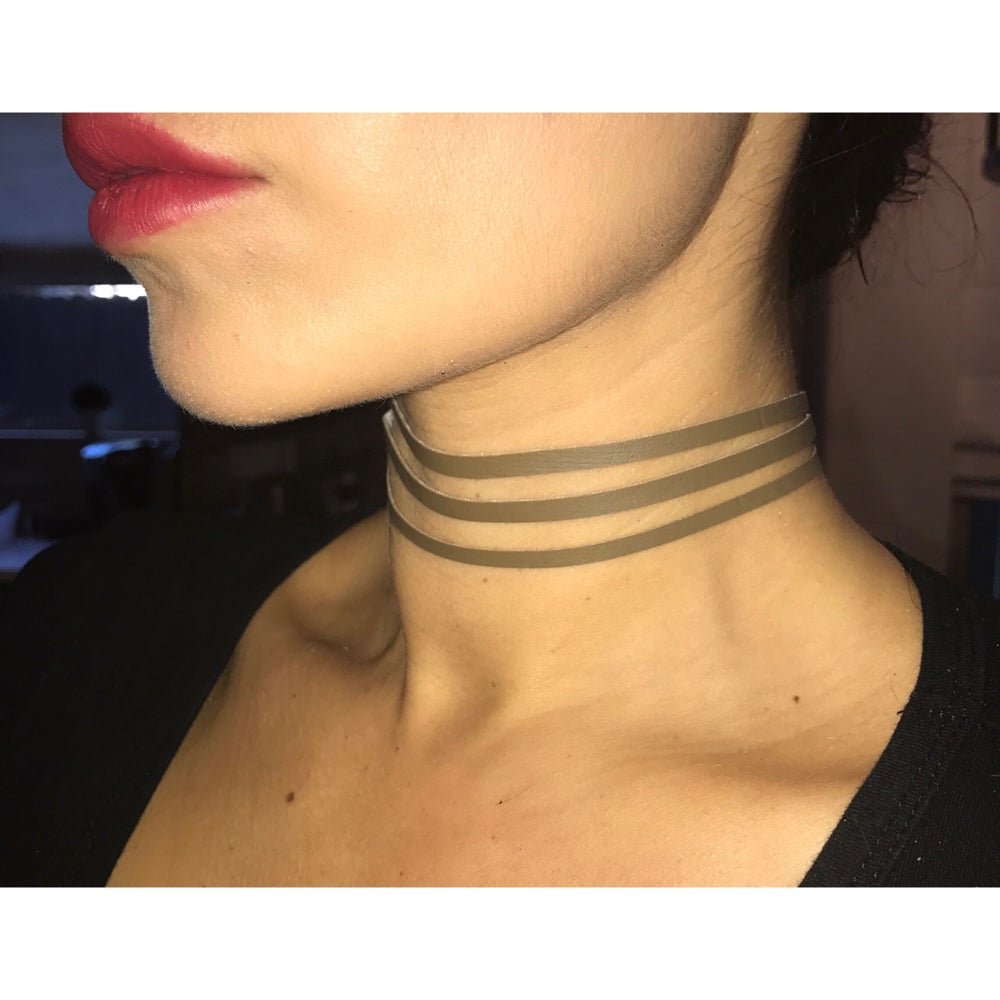Image of Vinyl Choker (More Colors)