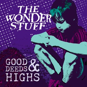 "Image of Good Deeds & Highs - limited edition 10"" single"
