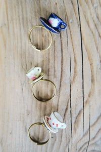 Image of Tea Cup Ring
