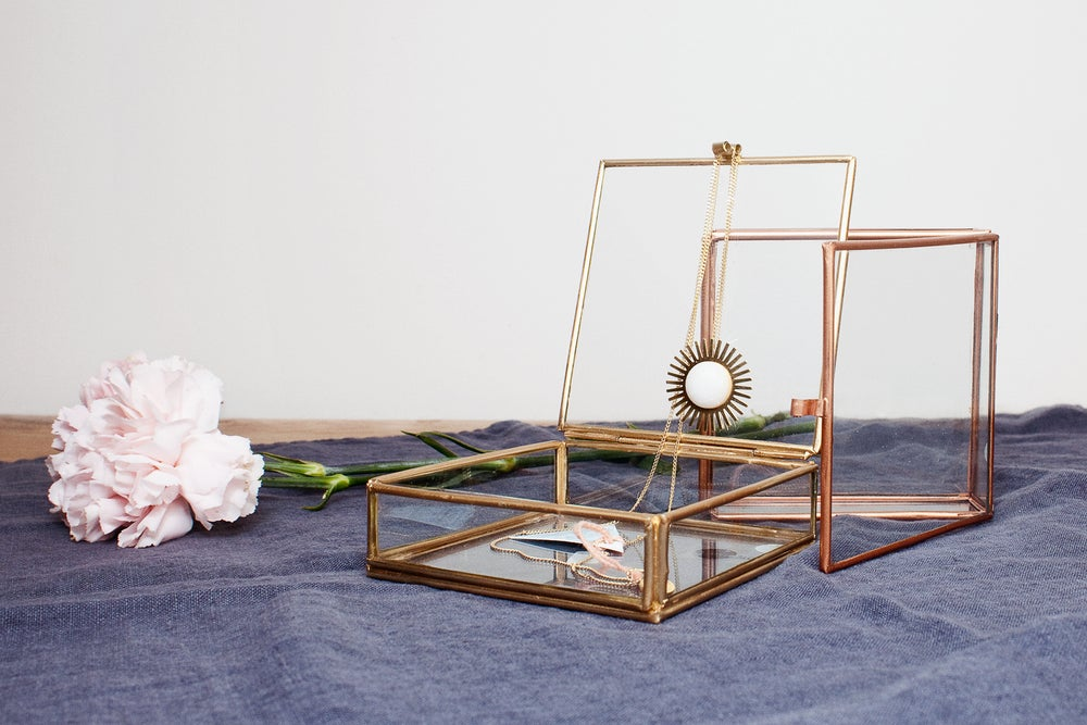 Image of caja de cristal