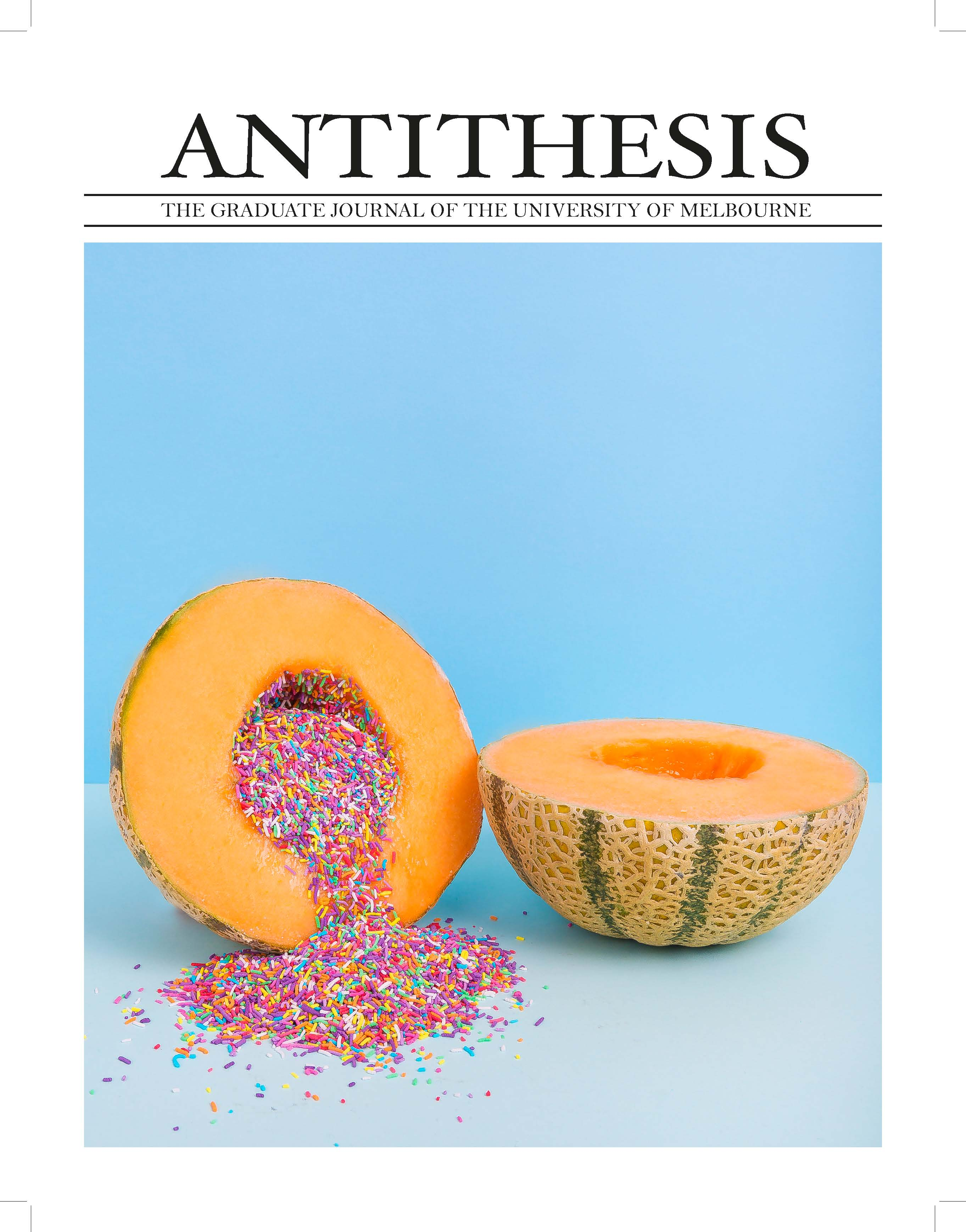 antithesis journal The origin of schizophrenia: genetic thesis, epigenetic antithesis, and   antithesis: schizophrenia = epimutations + stochasticity resolving synthesis  references  endorsement by the journal, association, or publisher of the  quality or value.