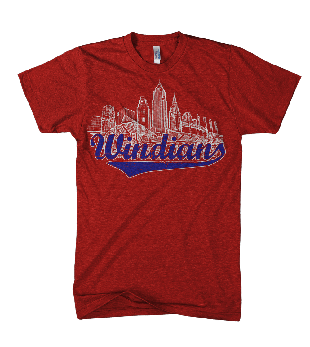 Image of Cleveland Windians Red