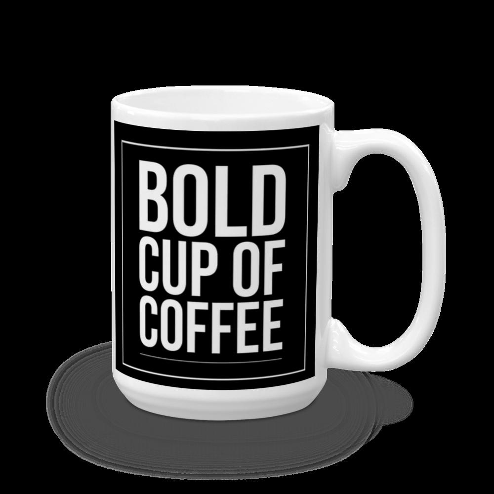 Image of 15oz Black Bolder Cup