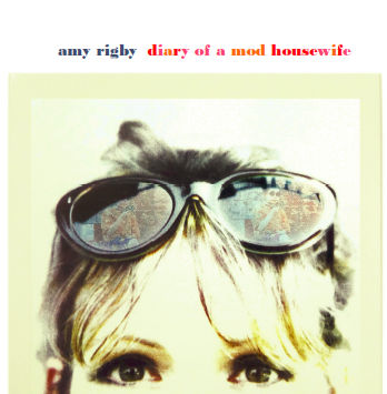 Image of ORDER NOW Diary Of A Mod Housewife LP (includes download)
