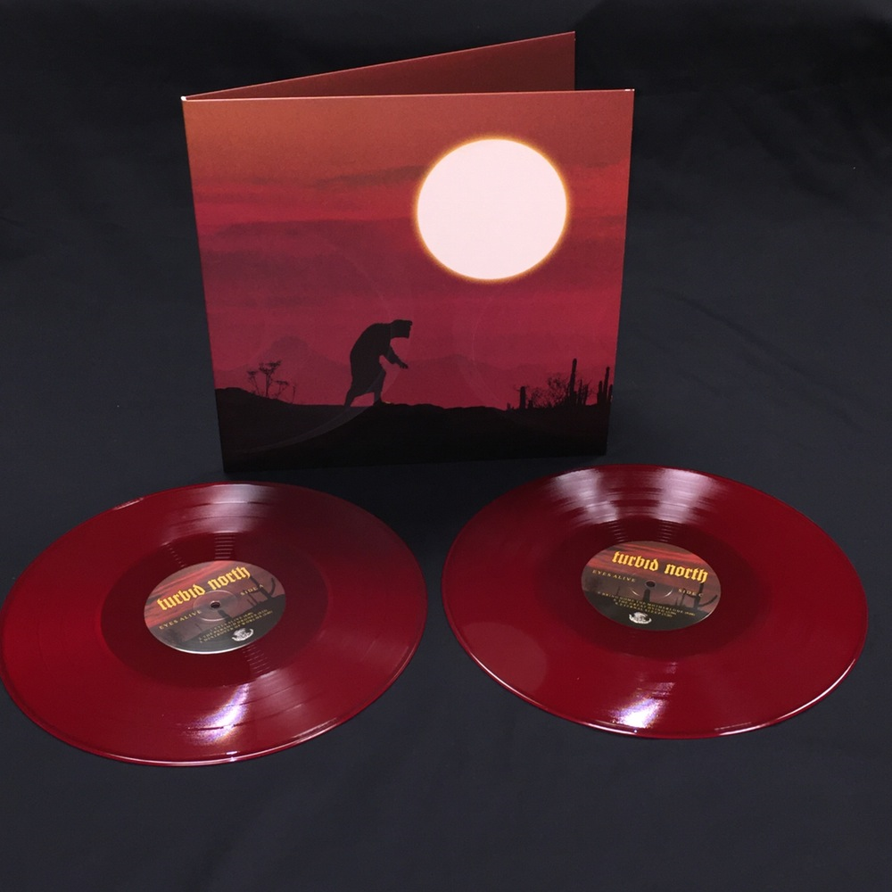 Image of Eyes Alive - Limited Edition Red Vinyl