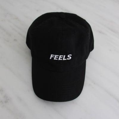 feels cap 2.0 *black* - AUDIEN STORE