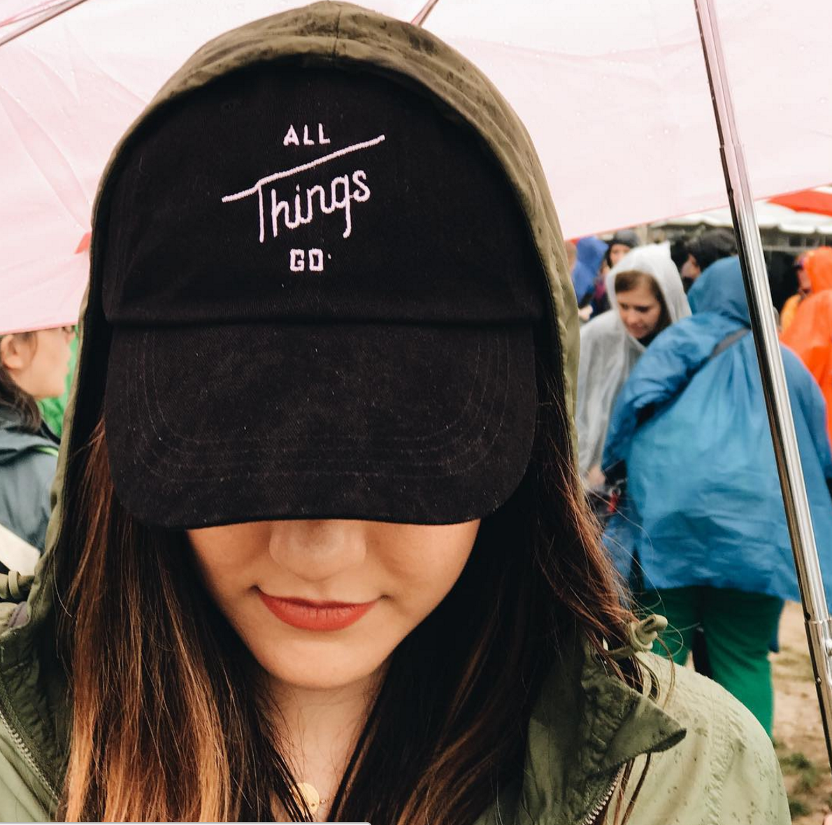 Image of All Things Go Hat