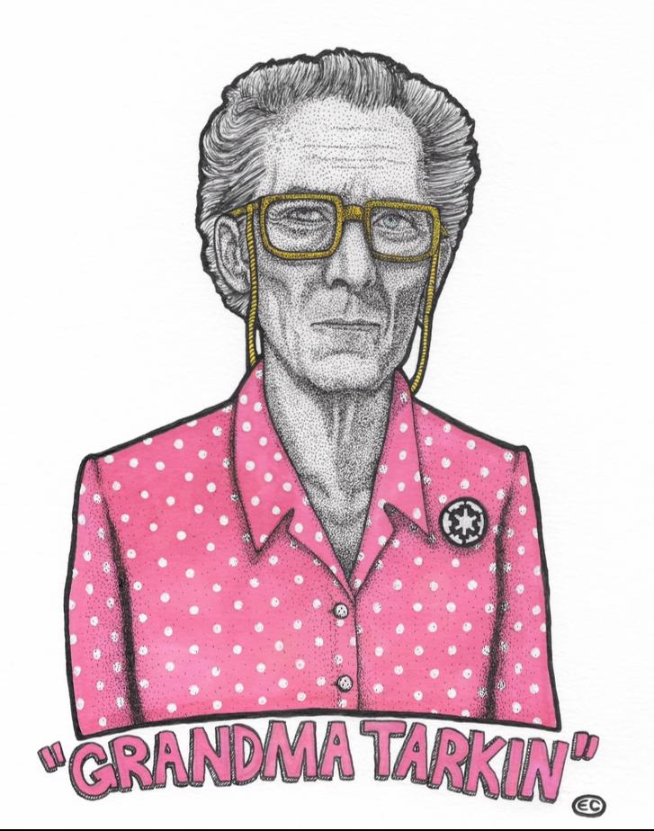 Image of Grandma Tarkin
