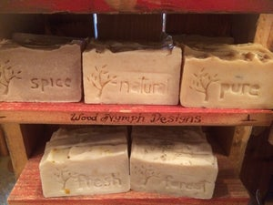 Image of Wood Nymph Designs ~ Handcrafted Soap