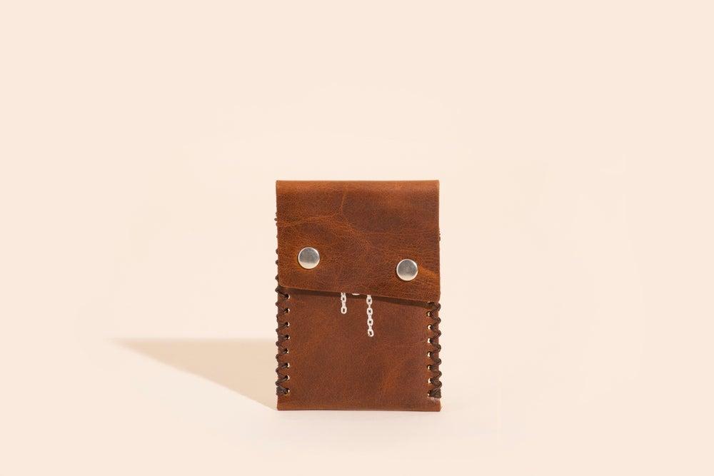 Image of Card Carry No. 02 - Mahogany - Max Pleas Perm Vaca