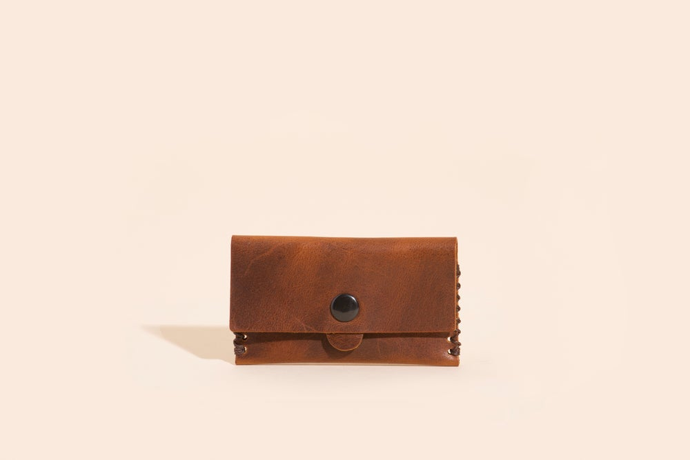 Image of Card Carry No. 03 - Mahogany - Birth of the Super Cult