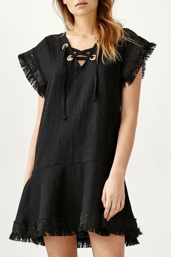 Image of Alexa Dress - Black