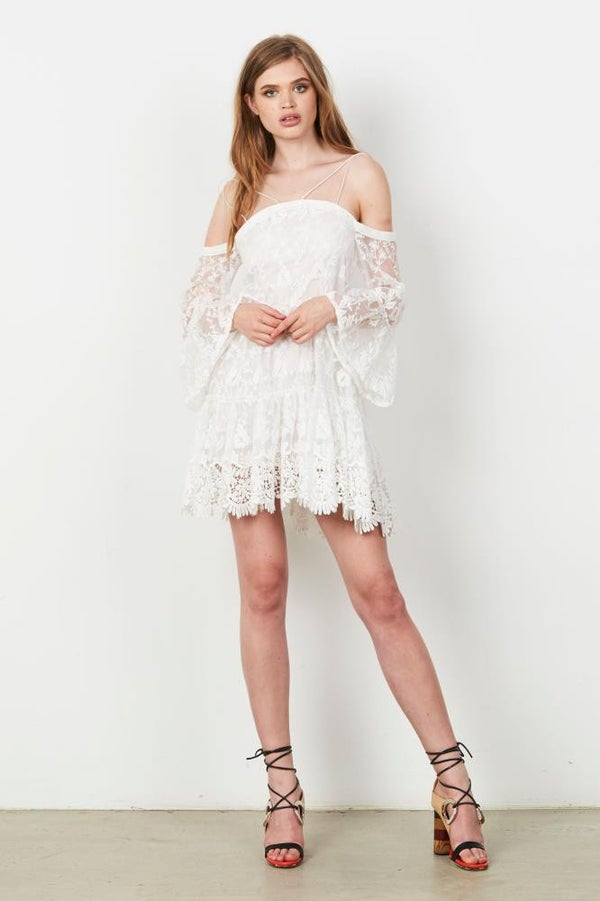 Image of Winged Dreams L/S Mini Dress