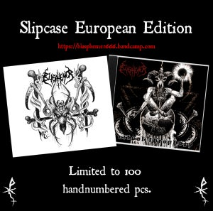 Image of Ritual Theophagy - Slip Case