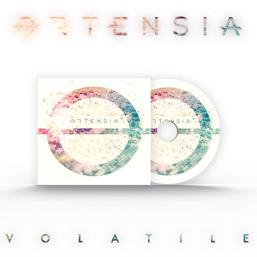 "Image of ORTENSIA-""V O L A T I L E"""