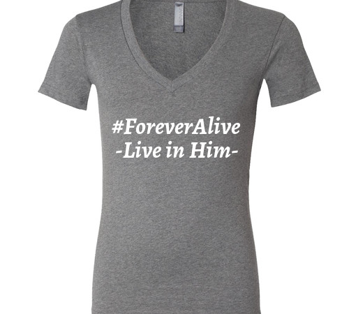 Image of #ForeverAlive Tee