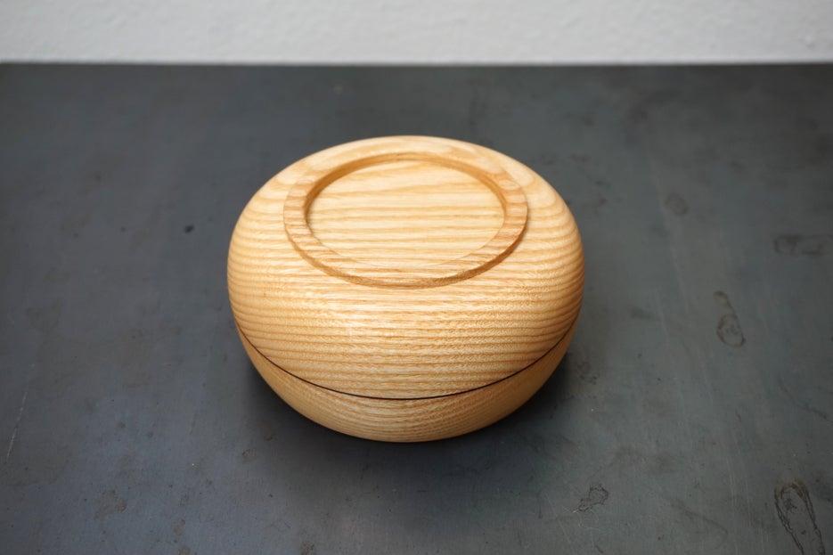 Image of Bol en frêne