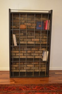 Image of Metalica Bookcase