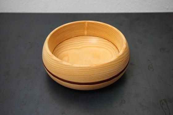 Image of Bol en Frêne / Cuir