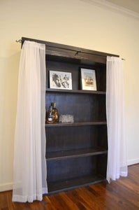 Image of Privacy Bookcase
