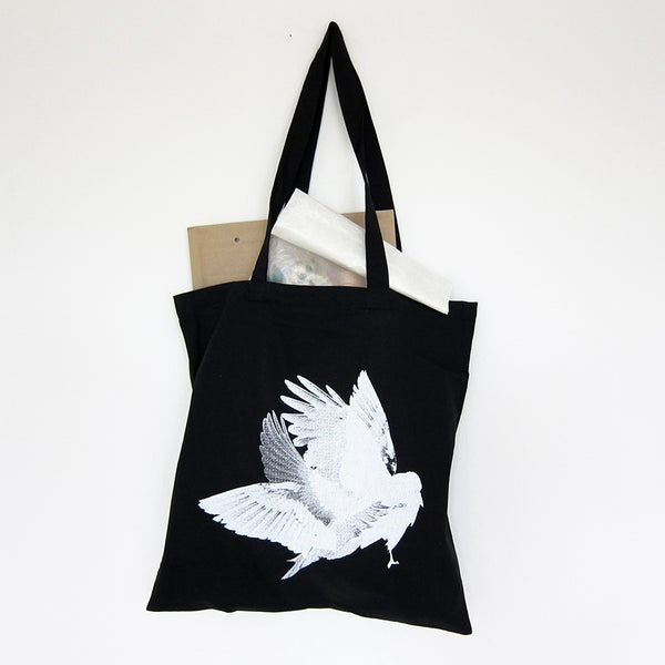 Image of Totebag / Bird