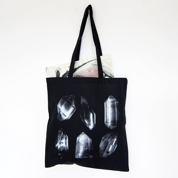Image of Totebag / Crystals