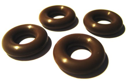 Image of  Brown O-Rings (10) per package
