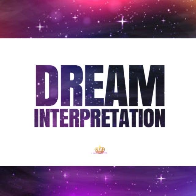 Image of Dream Interpretation