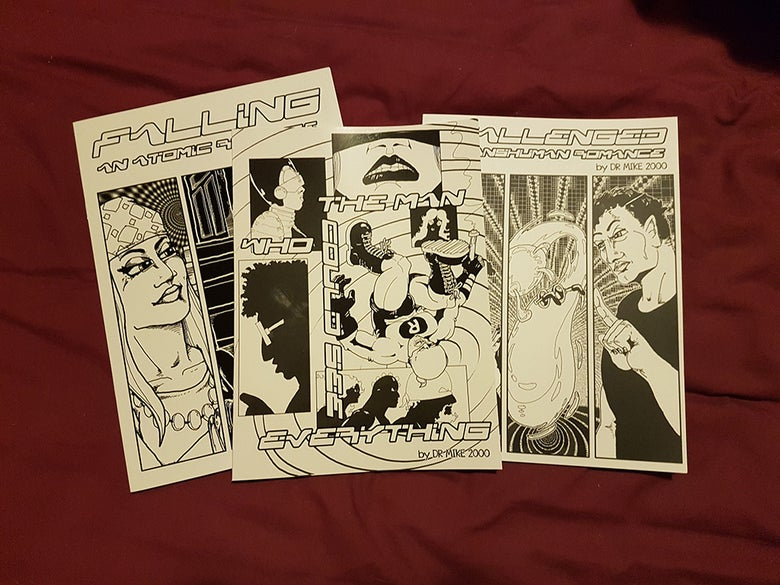 Image of 24 Hour Comics