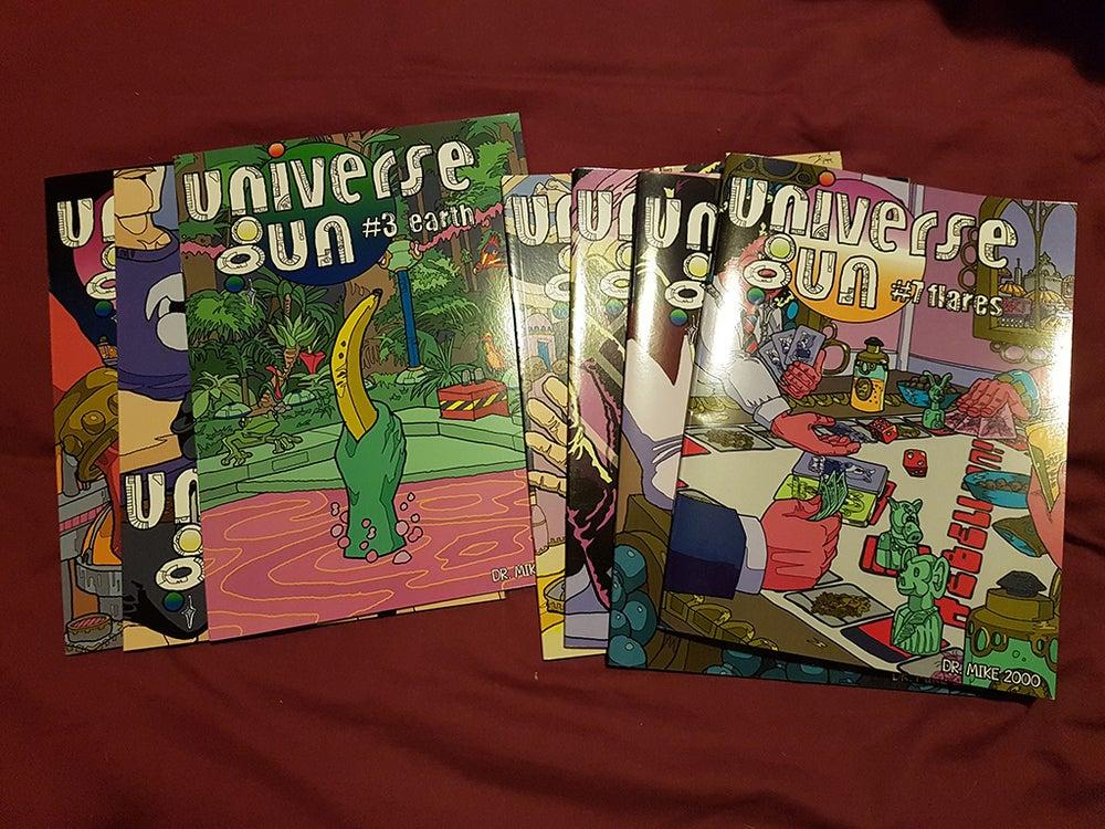 Image of Universe Gun single issue