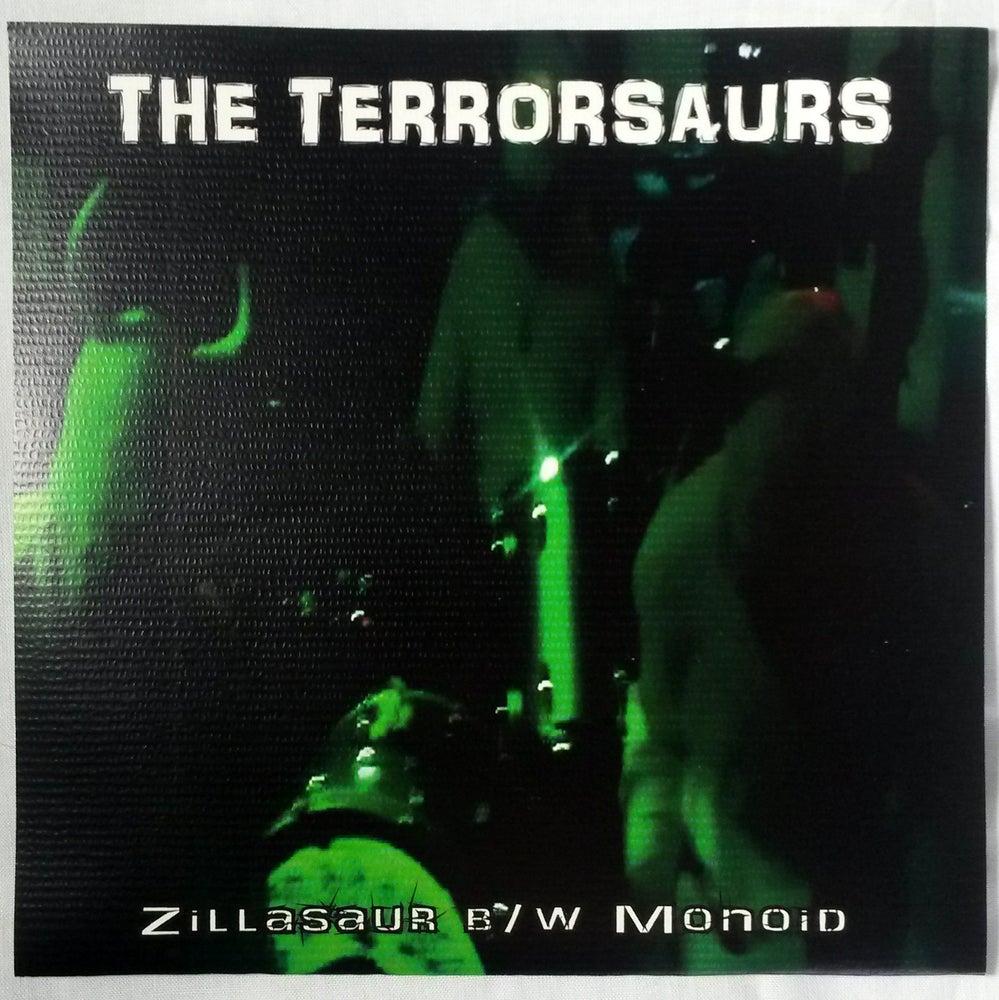 "Image of Zillasaur 7"" Green Vinyl"