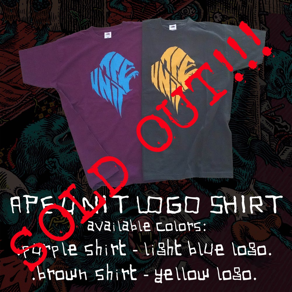 Image of LOGO T-SHIRT - SOLD OUT!!!