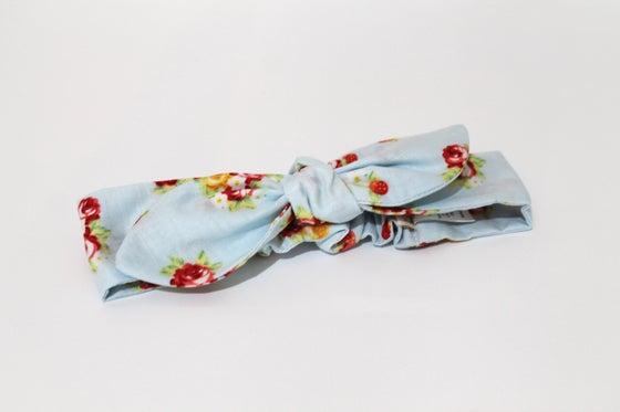 Image of Top Knot Headband #5