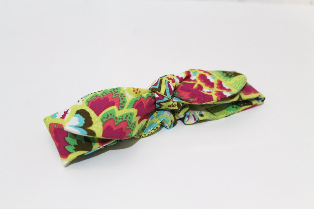 Image of Top Knot Headband #9