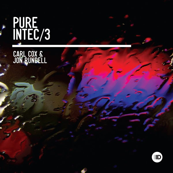 Image of Pure Intec 3 2xCD Mixed by Carl Cox & Jon Rundell - Limited Edition Signed copies Flash Sale