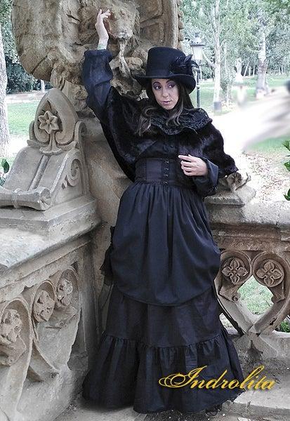 Image of Indrolita: Falda Victoria