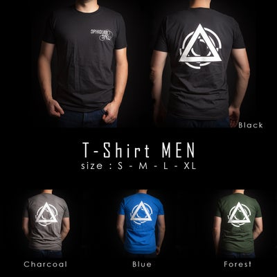 Image of T-Shirt Nux / Hêmera MEN