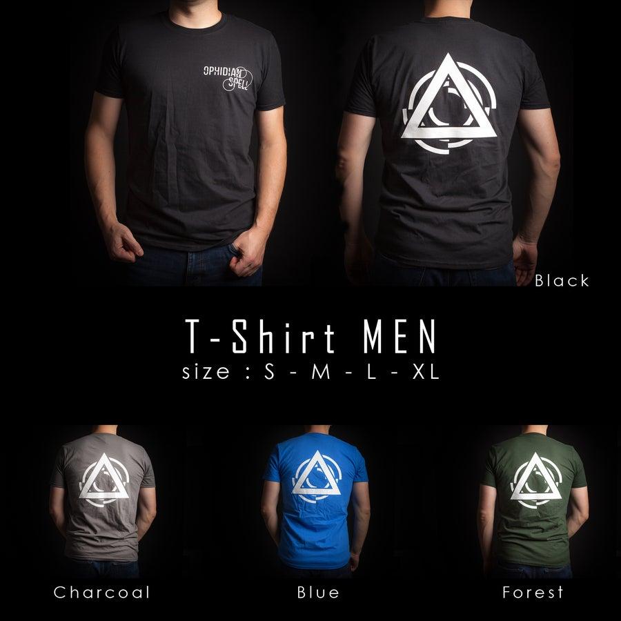 Image of T-Shirt Nux / Hêmera MEN