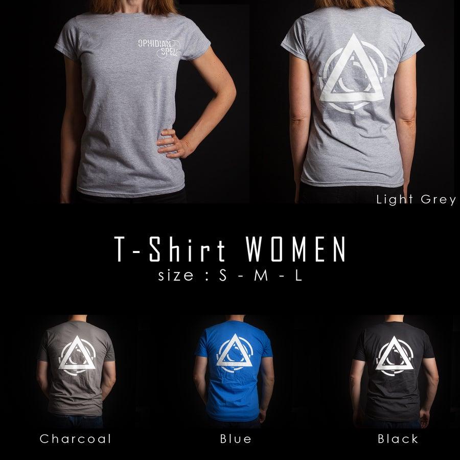 Image of T-Shirt Nux / Hêmera WOMEN