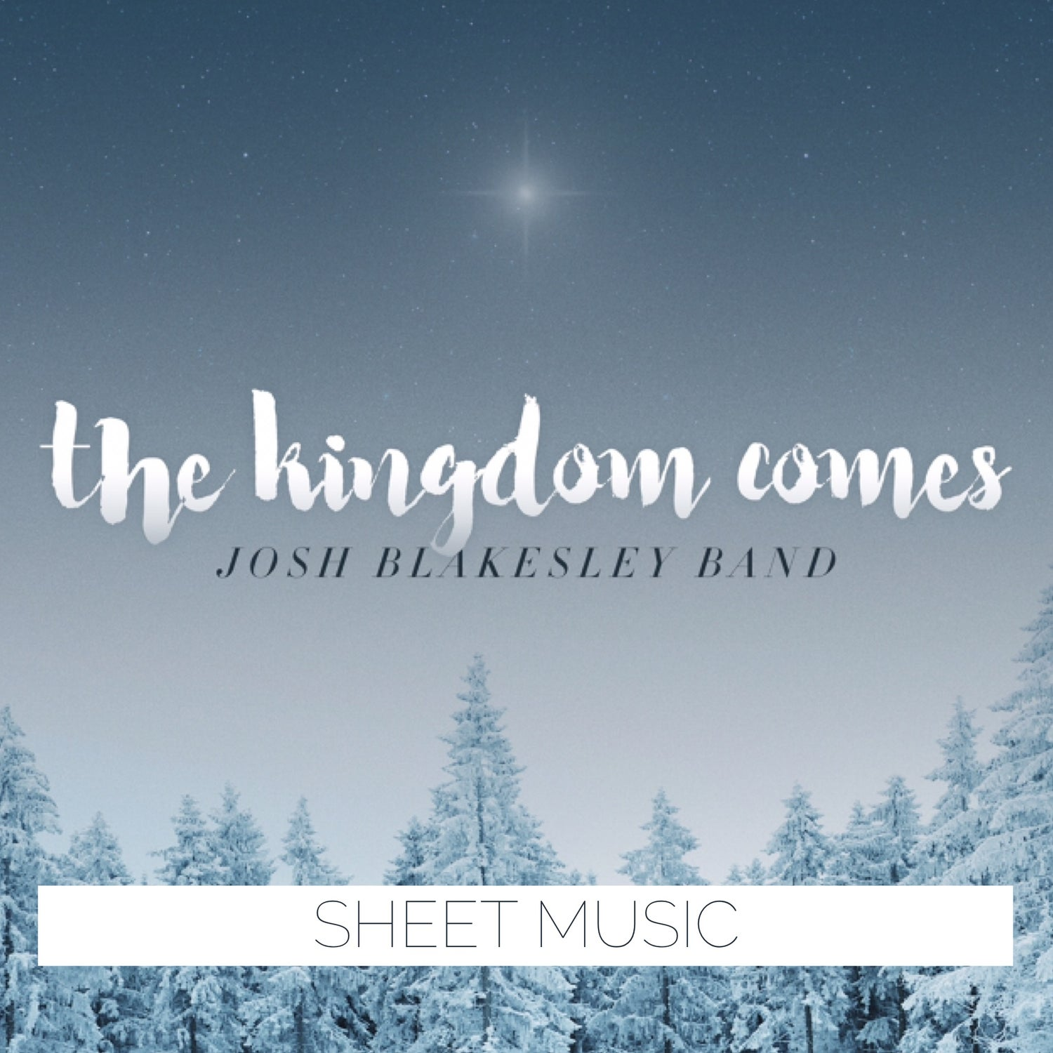 Image of The Kingdom Comes Sheet Music