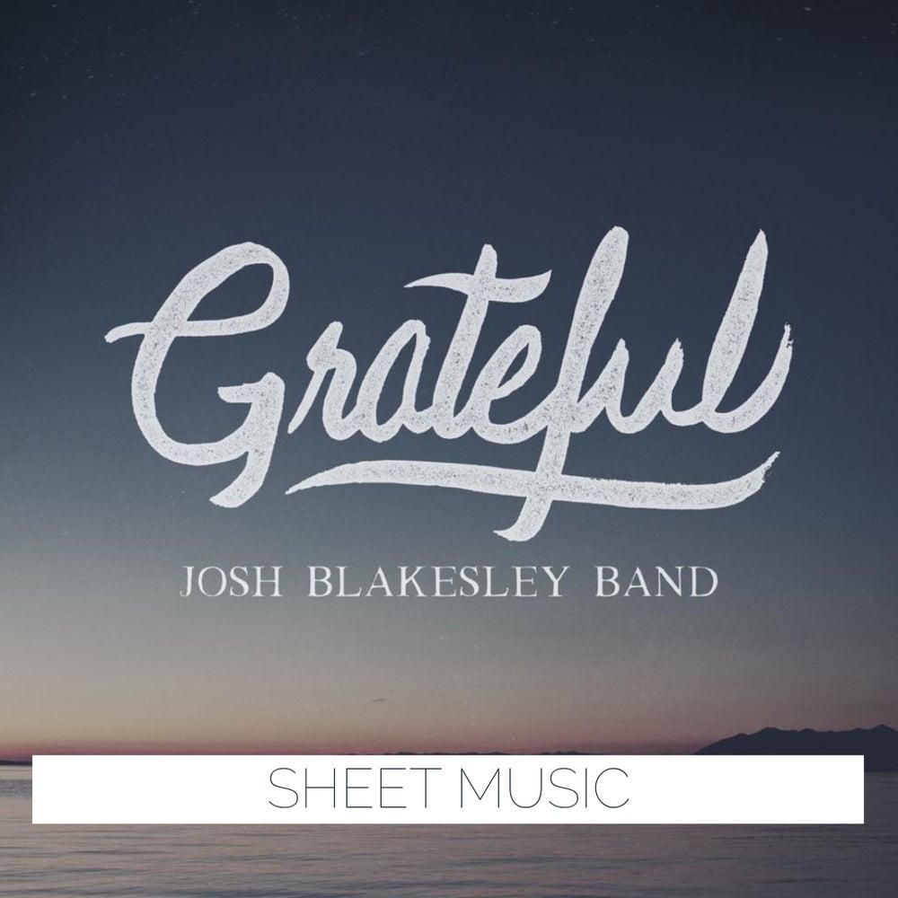 Image of Grateful Sheet Music