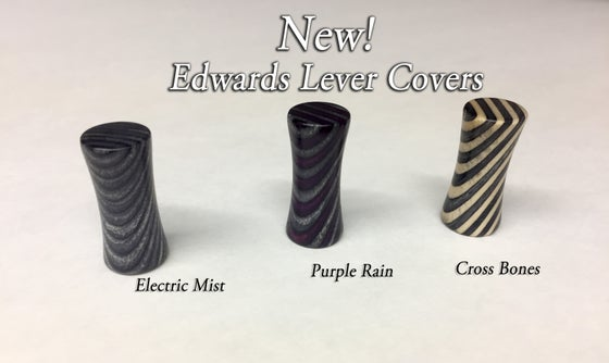 Image of Trombone Lever Covers