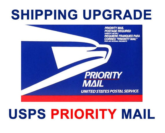Image of USPS Priorty Mail Upgrade